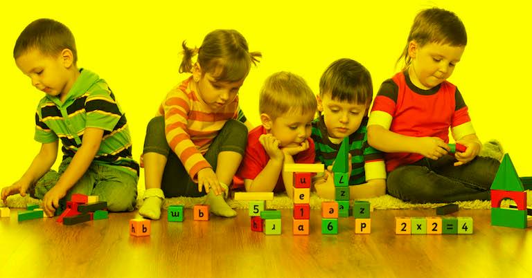 4 Yaş Çocuğunun Gelişim Özellikleri