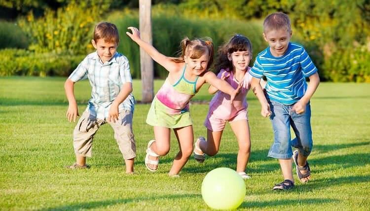 Çocuklarda Sporun Faydaları