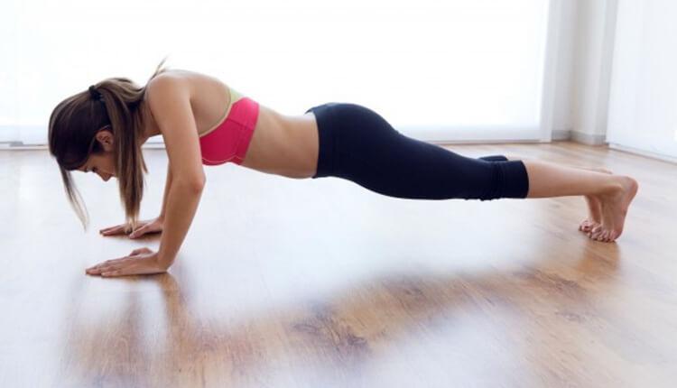 Evde Egzersiz Programı ve Hareketleri