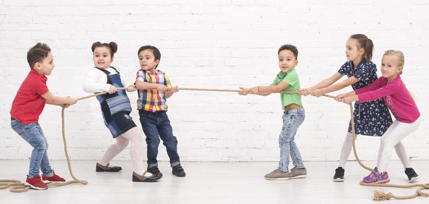İlk Çocuklukta Oyunlar