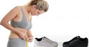 Gold Slim Ayakkabı ile Zayıflama